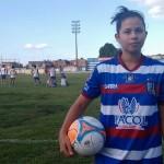 Meia Fernanda Palermo volta a ser convocada pela Seleção Sub-20