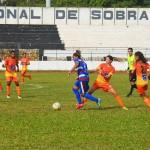 Em jogo truncado meninas do Vitória deixam escapar vaga nas semifinais da Copa do Brasil