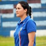 """Destaca Globo Esporte - """"Técnica chilena dribla preconceito e coloca time entre melhores do Brasil"""""""